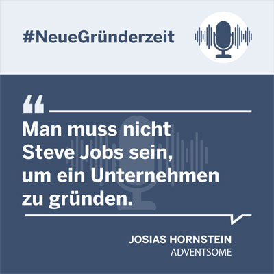adventsome adventskalender neuegrunderzeit podcast