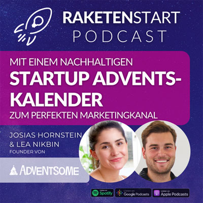adventsome adventskalender raketenstart podcast
